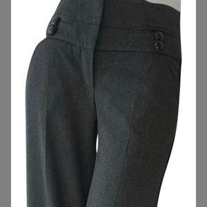 Taikonhu-Anthropologie Gray Wool Trousers